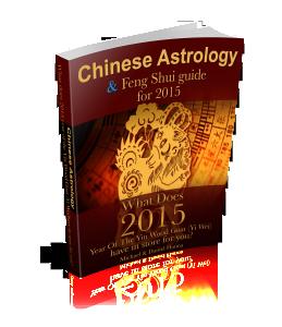 2015 Feng Shui book